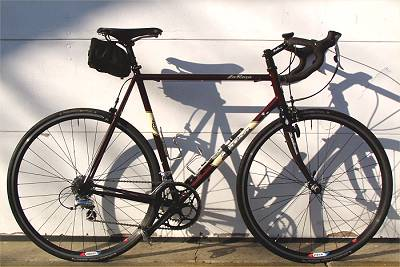 Salsa La Raza road bike